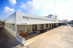 "2nd warehouse of ""BANGKOK COLD STORAGE SERVICE"""